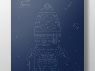 SpaceTeam Limited Poster