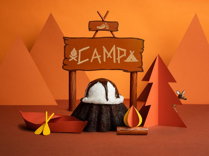 Chilis Molten Lava Cake | Summer Camp Edition
