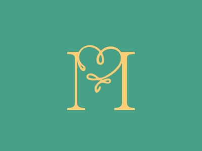 M by Doris Nawratil via dribbble