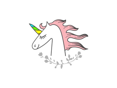 You are enough! Unicorn T-Shirt Design t-shirt vector rainbow unicorn