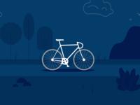 Bike Security Illustration