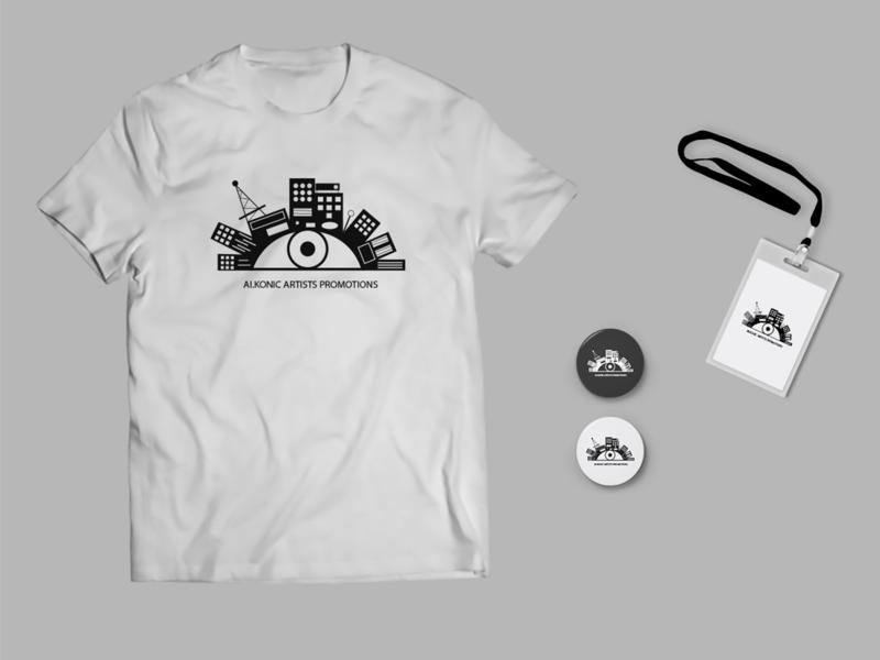 Ai.Konic Artists Promotions Identity Design