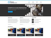 Floor Preparation Homepage
