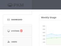 PKM Dashboard