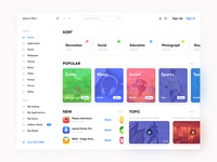 App Store Dashboard