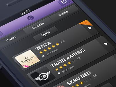 Partylife app