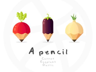 Carrot  Eggplant  Garlic