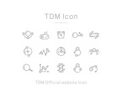 TDM Official Website Icon