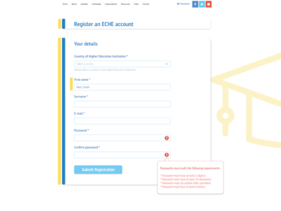 Registration - Example 2
