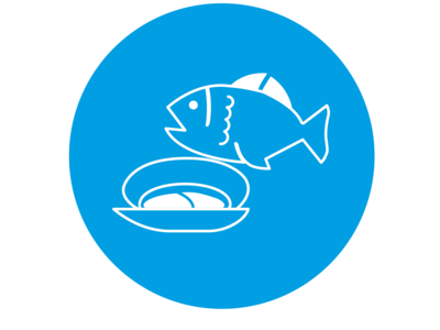 Category Icon - Seafood & Fishes