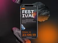 Festival concept