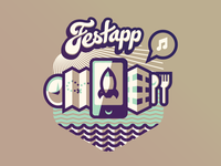 FestApp Four Color WIP