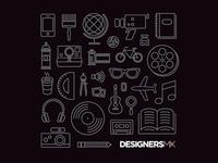 DesignersMX T-shirt