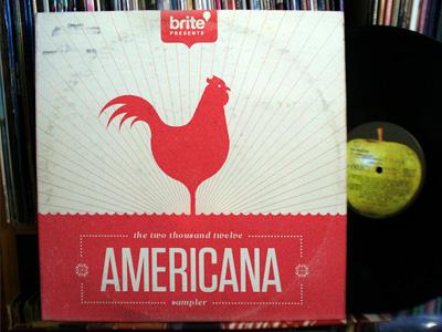 Americana dribbble