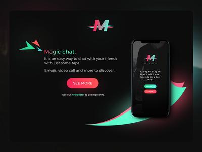 Magic chat