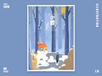 二十四节气—小雪