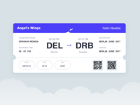#UI030 Air tickets