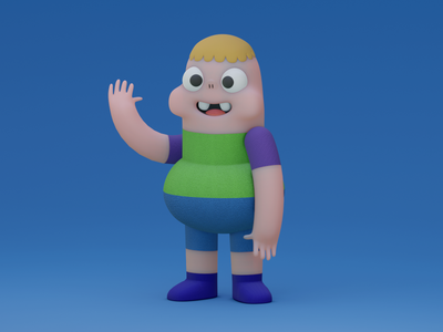 Clarence 3D