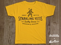 Sweet Betty's Sparkling Yetis