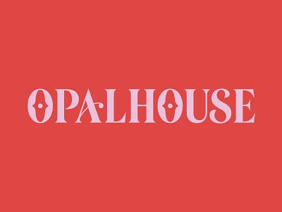 Opalhouse target logotype