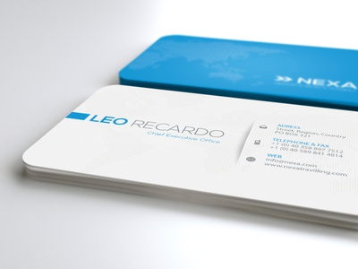 Global Business Card