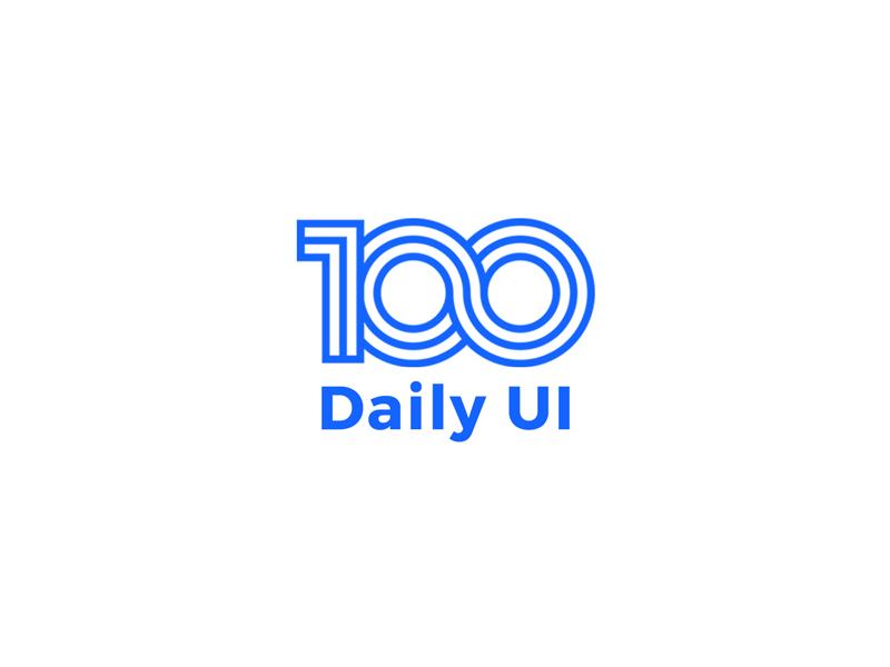Logo Design – Day 52 #DailyUI 52 everyday infinity daily dailyui design logo