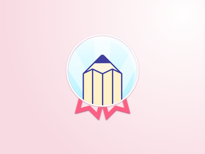 Badge – Day 84 #DailyUI website web ux ui dailyui daily badge 84