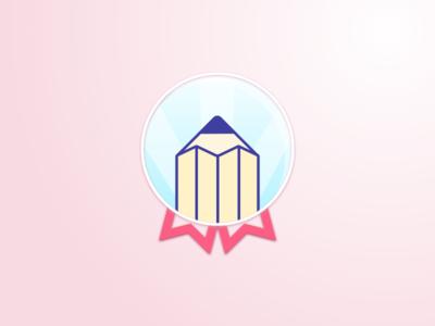 Badge – Day 84 #DailyUI