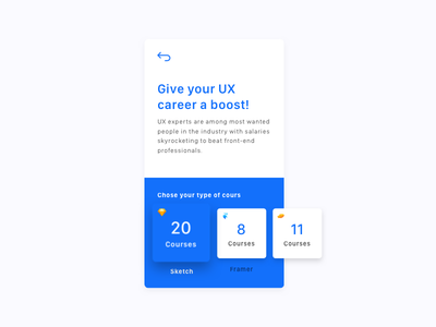 Categories – Day 99 #DailyUI web ux ui material dailyui daily 99 categories