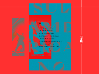 Sulamericano - Poster