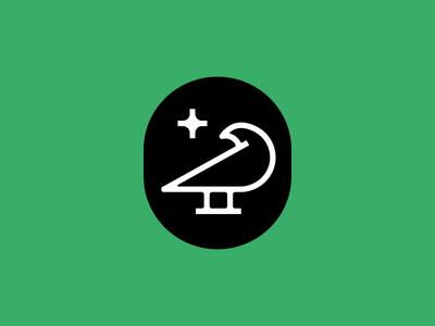 Processor Studio Logo typography vector illustration minimalist logo branding logo brand design