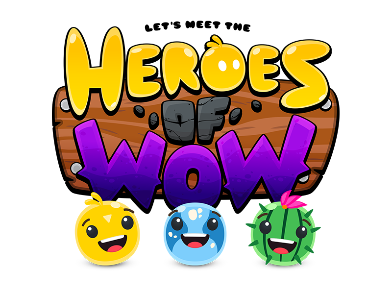 Heoes of wow dribbble