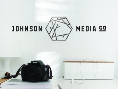 Branding & Logo Design - Johnson Media Co.