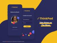 ThinkPad | Daily Ui 001