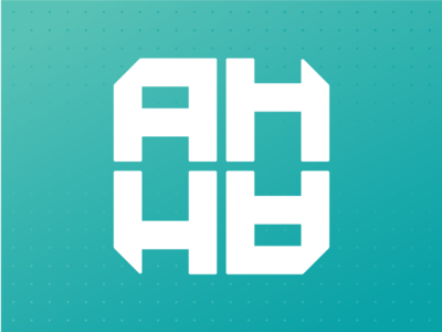 Ah-ha! Logo Design
