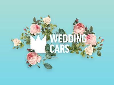 wedding cars logo simple icon logotypedesign logotype logo