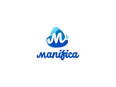 Manifica icon logodesign logotypedesign logotype logo