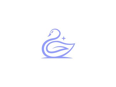 Cignelle jewellery swan icon logotype logotypedesign logo
