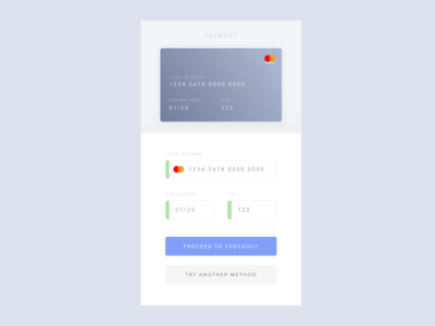Checkout – Daily UI Challenge #02