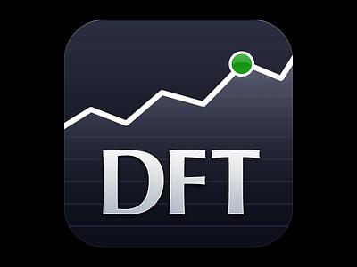 DFT Icon ios icon graph financial