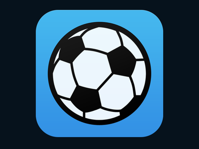Soccer News App Icon