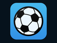 Soccer News App Icon