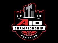 2019 A10 Championship Logo