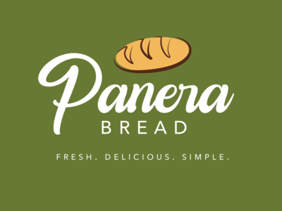 Panera Bread Logo Redesign