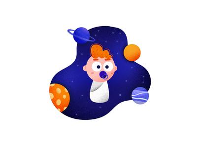 Universe baby