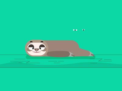 Smelly sloth 🦥