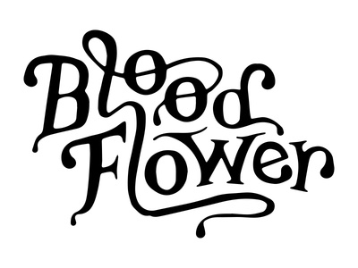 Blood Flower Logo WIP