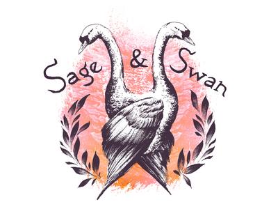 Sage & Swan Logo