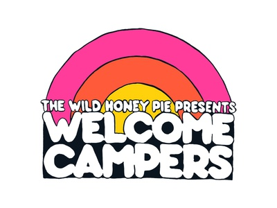 Welcome Campers 2017 T-Shirt
