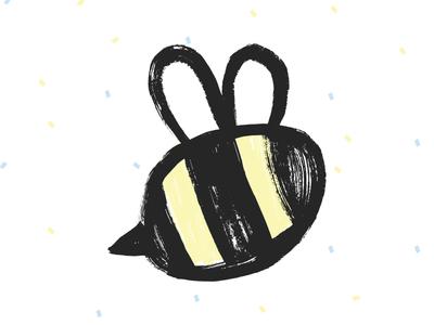 Bee Logo - The Wild Honey Pie